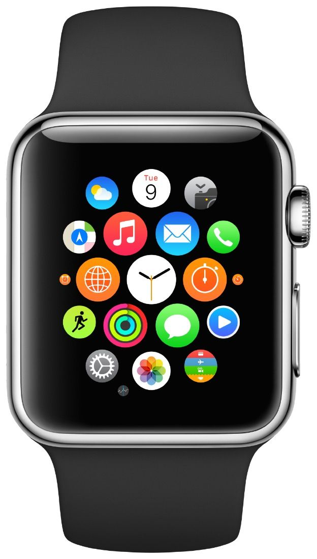 Réparation Applewatch Ecran Batterie paris